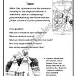 """Indian In The Cupboard Vhs """"cupboard"""" With Indian And Key (1/16/96 