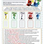 Inside Out   Feelings And Emotions … | Being A Teacher | Couns… | Emotional Intelligence Activities For Children Printable Worksheets
