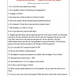 Iq Test Worksheet   Free Esl Printable Worksheets Madeteachers | Test Worksheets Printable