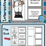 Jackie Robinson Writing   Jackie Robinson Activities | *tpt Anything | Free Printable Worksheets On Jackie Robinson