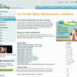 K5 Learning Launches Free Math Worksheets Center | K5 Learning Printable Worksheets