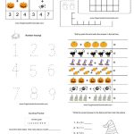 Kindergarten Halloween Math Pack   Happiness Is Homemade | Printable Halloween Math Worksheets