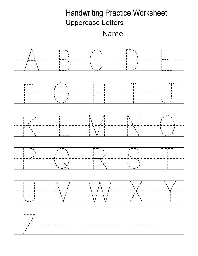 Kindergarten Worksheets Pdf Free Download Handwriting   Learning   Printable Handwriting Worksheets Pdf
