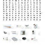 Kitchen Utensils Worksheet   Free Esl Printable Worksheets Made | Kitchen Utensils Printable Worksheets