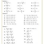 Ks3 Ks4 Maths Worksheets Printable With Answers Year 7 Math Pdf Al 5 | Printable Maths Worksheets Uk
