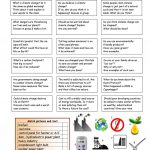 Let's Talk About Climate Change Worksheet   Free Esl Printable | Climate Change Printable Worksheets