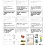 Let´s Talk About Countries Worksheet   Free Esl Printable Worksheets | Printable Worksheets Esl Students