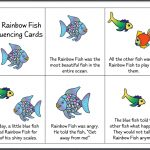 Let's Talk! With Whitneyslp: The Rainbow Fish! | Speech | Rainbow | Rainbow Fish Printable Worksheets