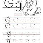 Letter G Worksheets | Gplusnick | Letter G Printable Worksheets