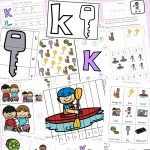 Letter K Worksheets   Fun With Mama | Free Printable Letter K Worksheets