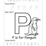 Letter P Worksheets For Kindergarten | Document Info | Education | Free Printable Letter P Worksheets