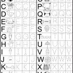 Letter Tracing Worksheet | Printable Worksheets   Free Printable | Free Printable Letter Recognition Worksheets