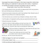 Life Skills Worksheets – Karyaqq.club   Free Printable Life Skills | Free Printable Life Skills Worksheets