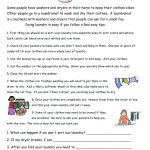 Life Skills Worksheets – Karyaqq.club   Free Printable Life Skills | Free Printable Life Skills Worksheets For Adults
