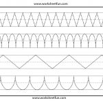 Line Tracing   Tracing   Kindergarten Worksheets, Free Worksheets   Tracing Worksheets For 3 Year Olds Printable