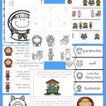 Little Red Riding Hood Printables And Activities Pack   Fun With Mama | Little Red Riding Hood Worksheets Printable