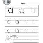 Lowercase Letter Tracing Worksheets (Free Printables)   Doozy Moo | Free Printable Alphabet Tracing Worksheets For Kindergarten