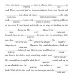 Mad Libs On Pinterest | Mad Libs For Adults, Free Mad Libs And | Funny Mad Libs Printable Worksheets