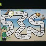 Magic E Activities   Playdough To Plato | Silent E Printable Worksheets