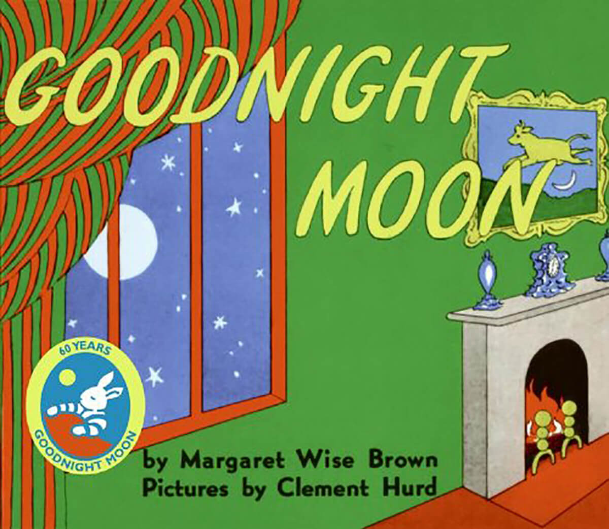 Margaret Wise Brown » Resources » Surfnetkids | Goodnight Moon Printable Worksheets