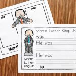 Martin Luther King Kindergarten Printables   Simply Kinder | Free Printable Martin Luther King Worksheets For Kindergarten