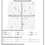 Math Coordinates Worksheets Worksheets For Coordinate Grid And | Printable Coordinate Plane Worksheets