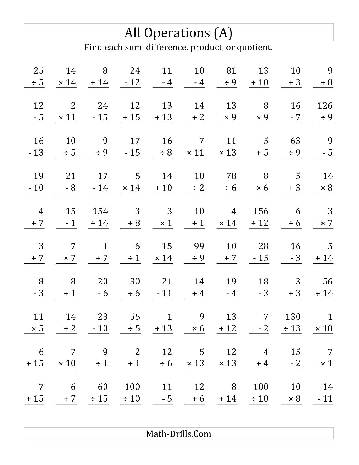 Math Worksheet: Array Math Problems Book Answers Website Five Number | Abeka Printable Worksheets