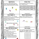 Math Worksheet: Math Riddles Worksheets Free Printable Algebra | Printable Math Riddles Worksheets