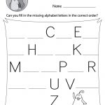 Missing Capital Letters Worksheet (Free Printable)   Doozy Moo | Capital Letters Printable Worksheets