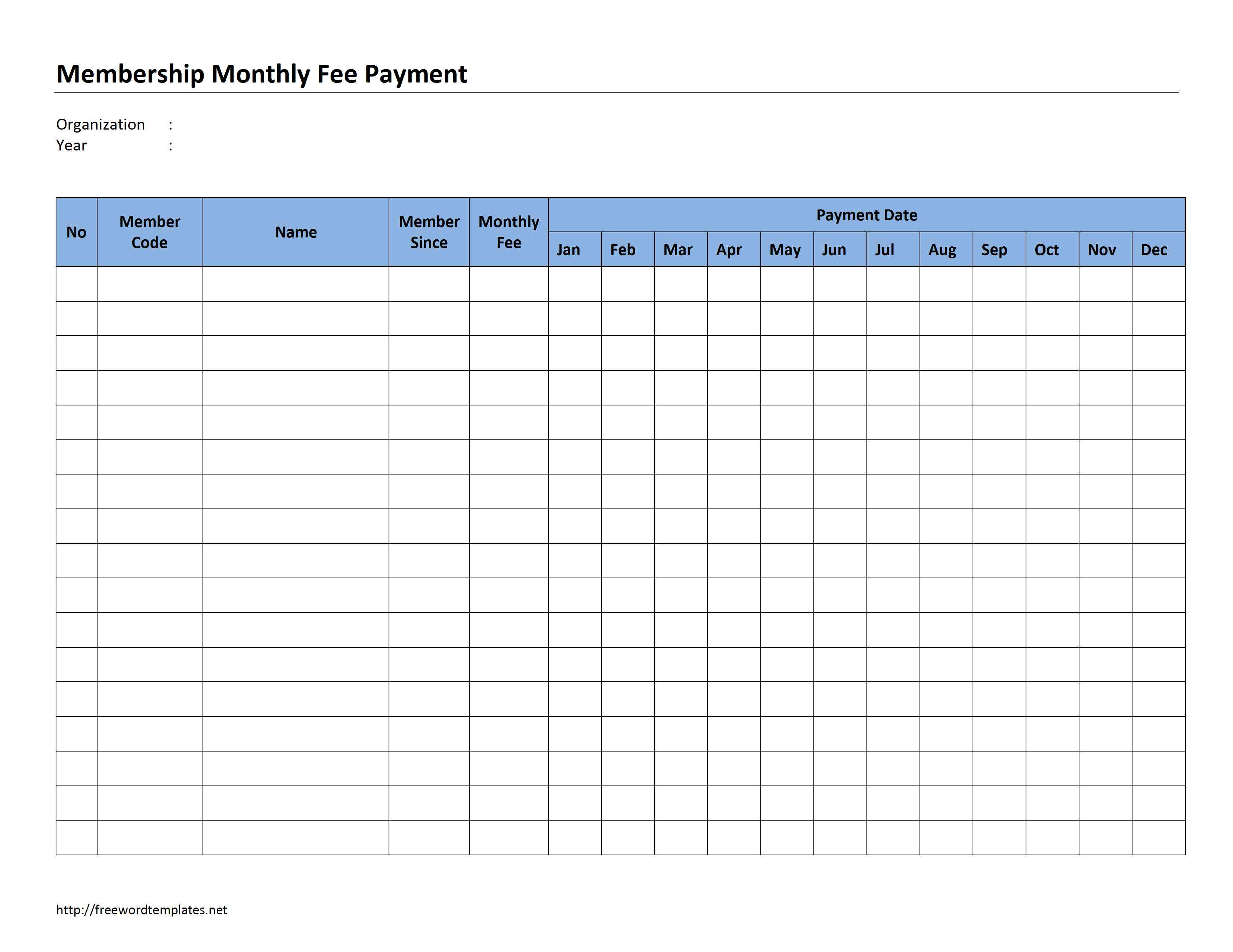 Monthly Payment Spreadsheet - Koran.sticken.co | Free Printable Monthly Bill Payment Worksheet