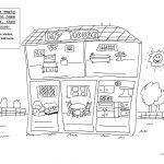 My House Worksheet Worksheet   Free Esl Printable Worksheets Made | Home Worksheets Printables