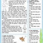My Winter Holidays Worksheet   Free Esl Printable Worksheets Made | Winter Holidays Worksheets Printables