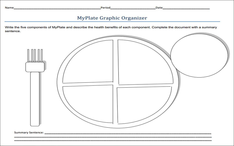 Myplate Gov Worksheet Images - Kindergarten Preschool Worksheet   Choose My Plate Printable Worksheets