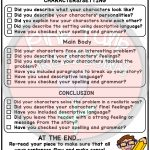 Narrative Writing Worksheet Pack   No Prep Lesson Ideas | Writing | Printable Check Writing Worksheets