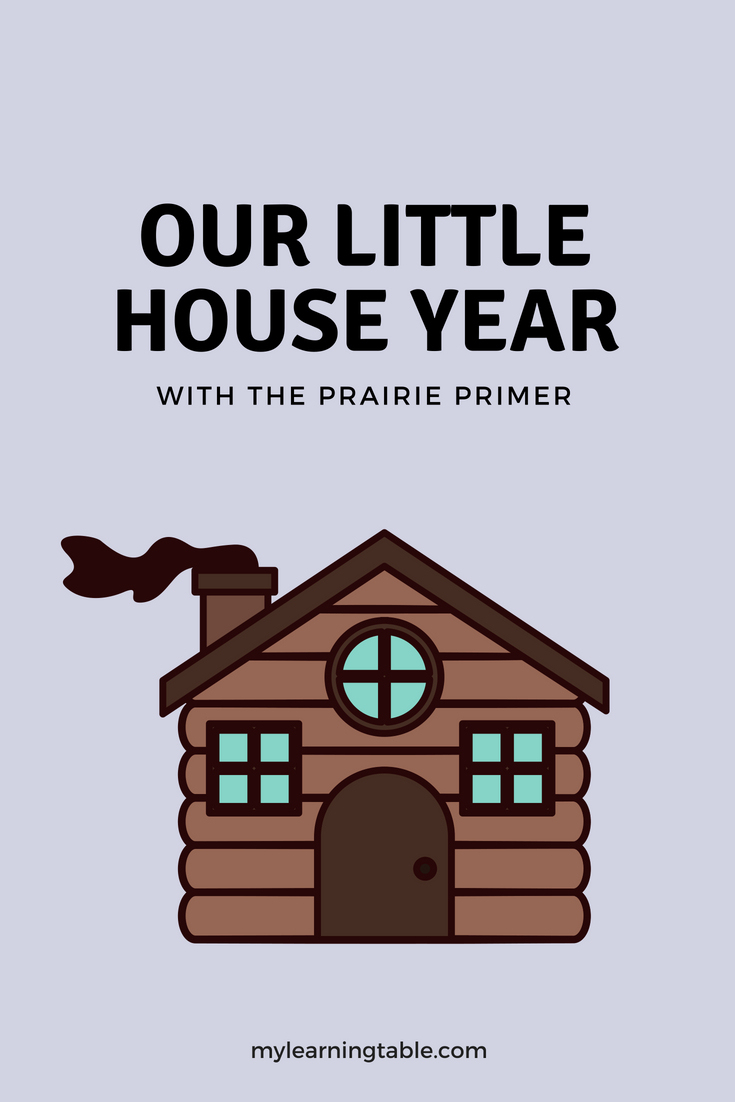Our Little House Year With The Prairie Primer – Learning Table | Little House On The Prairie Printable Worksheets