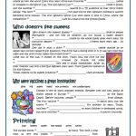 Passive   Inventors And Inventions Worksheet   Free Esl Printable   Inventions Printable Worksheets