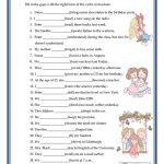 Past Simple   Irregular Verbs Worksheet   Free Esl Printable | Past Simple Printable Worksheets