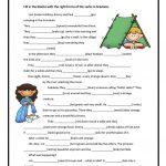 Past Simple Worksheet   Free Esl Printable Worksheets Madeteachers | Past Simple Printable Worksheets