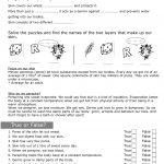 Personal Hygiene Worksheets For Kids Level 2 | Personal Hygiene | Printable Personal Hygiene Worksheets For Kids
