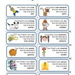 Personality Traits   Giving Advice Worksheet   Free Esl Printable | Giving Advice Printable Worksheets