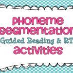 Phoneme Segmentation {And A Freebie}   Little Minds At Work   Free Printable Phoneme Segmentation Worksheets