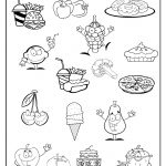 Pindebbie Yoho On Coloring Sheets | Healthy, Unhealthy Food | Free Printable Healthy Eating Worksheets