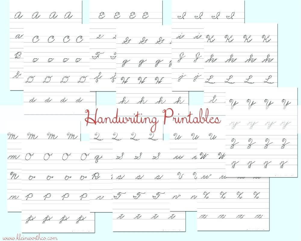 Practice Handwriting Worksheets - Koran.sticken.co | Free Printable Worksheets Handwriting Practice