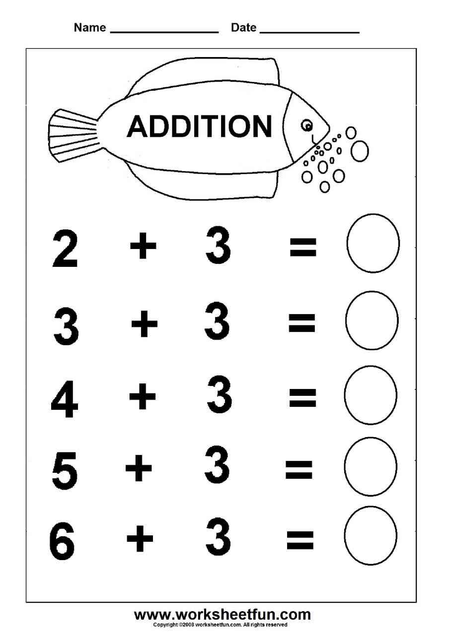 Pre Kindergarten Homework – With Preschool Practice Worksheets Also | Kindergarten Homework Printable Worksheets