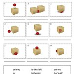 Prepositions Of Location Worksheet: Where Is The Apple?   All Esl | Free Printable Worksheets For Prepositions