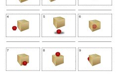 Prepositions Of Location Worksheet: Where Is The Apple? – All Esl | Free Printable Worksheets For Prepositions