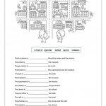 Prepositions Of Place Worksheet   Free Esl Printable Worksheets Made | Free Printable Esl Worksheets