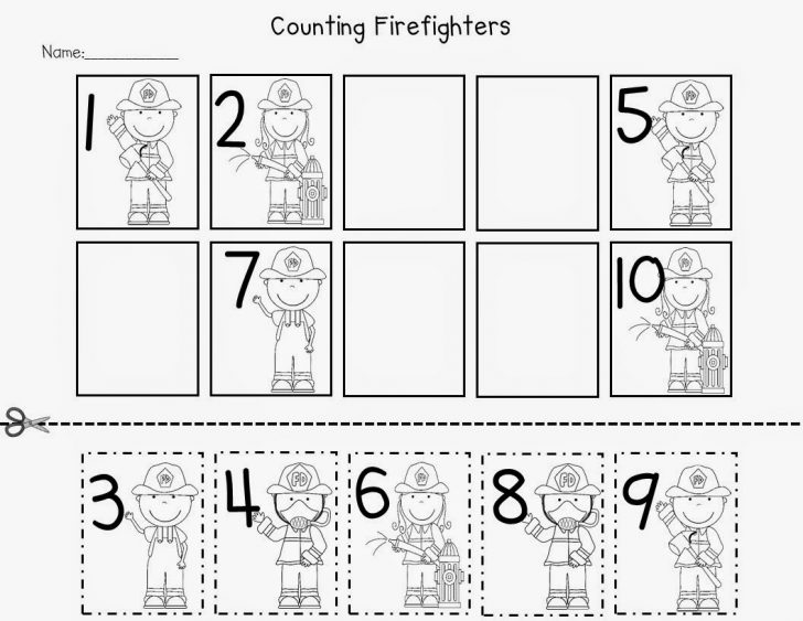 Free Printable Community Helpers Worksheets For Kindergarten