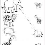 Preschool Matching Worksheets / Free Printable Worksheets – Worksheetfun | Printable Matching Worksheets For Preschoolers
