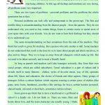 Problems Of Teenagers Worksheet   Free Esl Printable Worksheets Made | Printable Worksheets For Teens